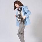 ショート丈のコートコーデ15選♪コートも少しずつ春にシフトしよう!