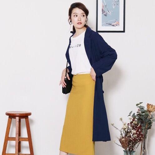 今ほしいのは春まで使える《カラースカート》!おすすめカラー4選★