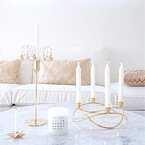 ゴールドアイテムをプラス!《風水》で叶えるゴージャス&きれいな雰囲気のお部屋♡