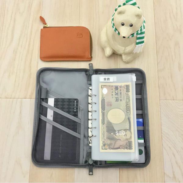 パスポートケース 無印良品