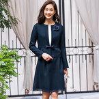 《卒業・入学式&フォーマルシーン》までOK!揃えておきたいスカートセットアップ特集☆