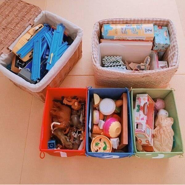 おもちゃ収納2