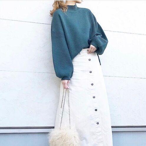 【GU&ユニクロ】プチプラスカートで叶える大人女子の「春先取りコーデ」まとめ♡