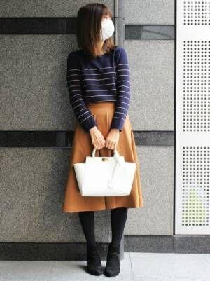 プチプラスカート×大人女子4