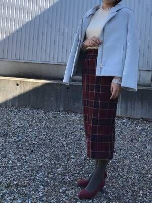 プチプラスカート×大人女子3