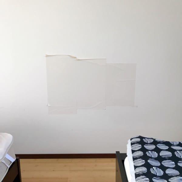壁穴リメイクシート
