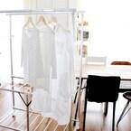 おしゃれに部屋干ししたい!洗濯ものがカラッと乾く便利な《室内物干し》をご紹介♪