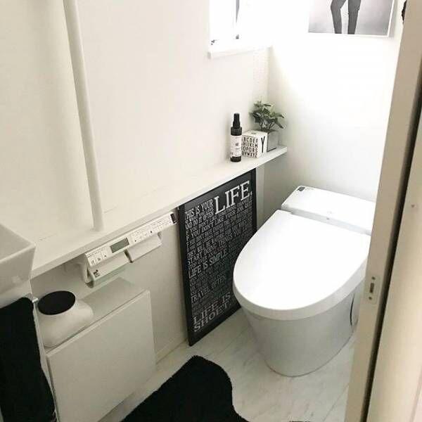 簡単アレンジで別世界!トイレをオシャレなリラックス空間に変身させよう♡