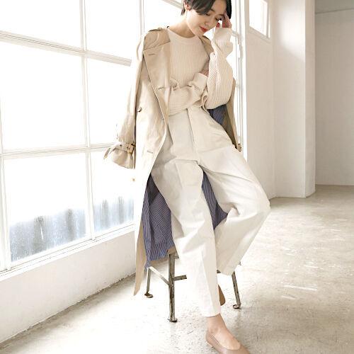 大人女子のホワイトパンツコーデ15選♡季節の変わり目は白パンツで爽やかに