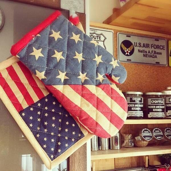 アメリカンな雑貨