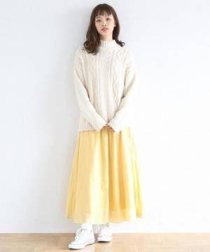 ソリッドマキシスカート2