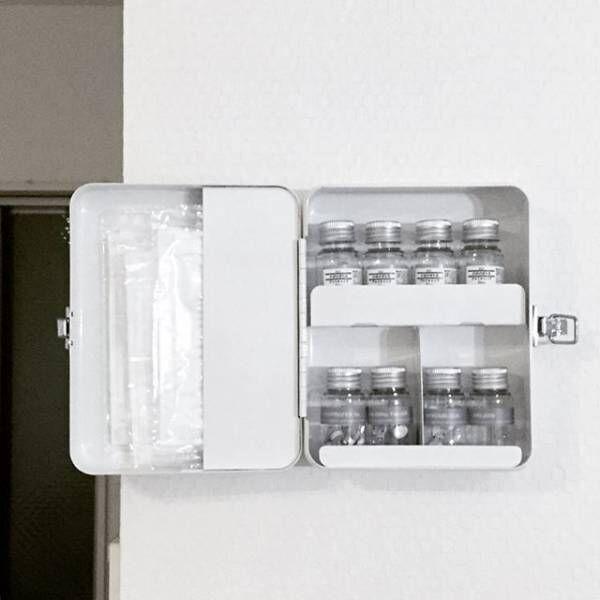 救急箱 収納3