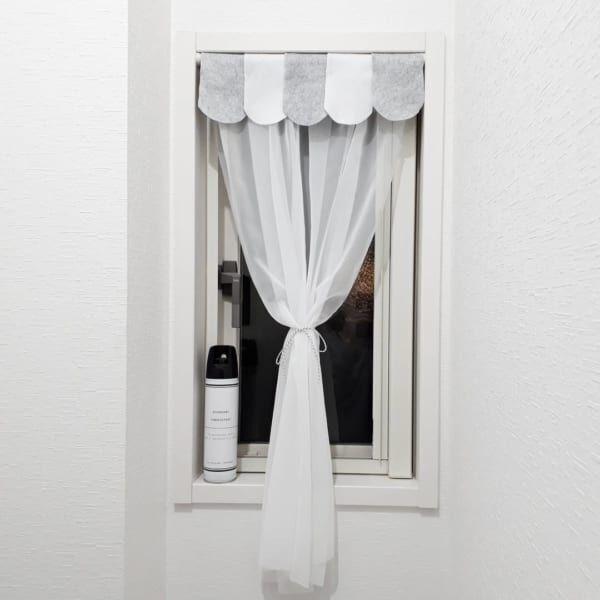 《突っ張り棒》で叶えるおしゃれなカーテン設置法