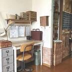 勉強しやすい空間に♡みんなの《学習机周りのインテリア&収納術》をチェック!
