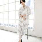 【2019年】春に使える!30代女性におすすめの《シャツワンピ》着こなし術♡