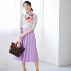 この春夏もブームの予感♡最新PVCバッグを素敵なコーディネートとともに一気見せ!