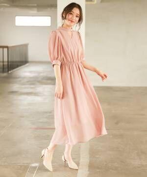 [mysty woman] カットドビーシアドレス