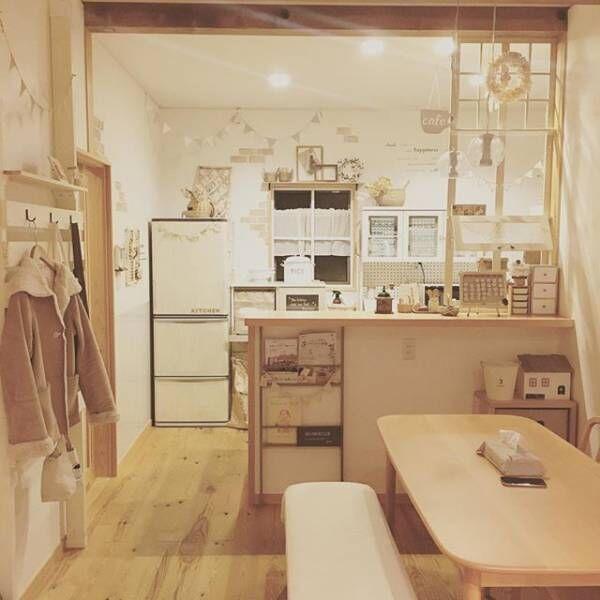 フレンチカントリー キッチン3