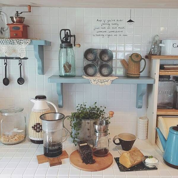 フレンチカントリー キッチン