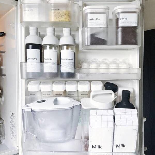 電気代の節約にもなる!?冷蔵庫の賢い整理整頓アイディアをまとめました