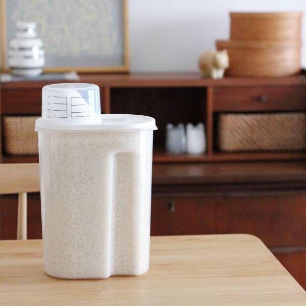 どんなふうに収納する?毎日使う「お米」の上手な収納アイデア10選をご紹介☆