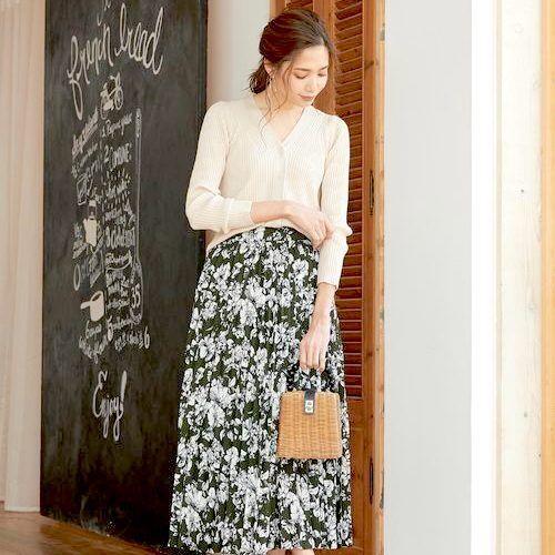 プチプラで叶う最旬の大人カジュアルコーデ【titivate】のパンツ&スカート15選☆