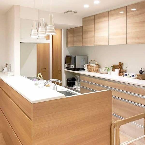 こだわりのキッチンはどう選ぶ?スタイル別にシステムキッチンをご紹介!