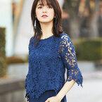 洗練された春のデイリーウェア☆【&.NOSTALGIA】の《カーディガン&トップス》15選