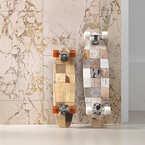 インパクトのあるデザインをセルフDIYで取り入れよう♪輸入壁紙のアレンジアイデア10選