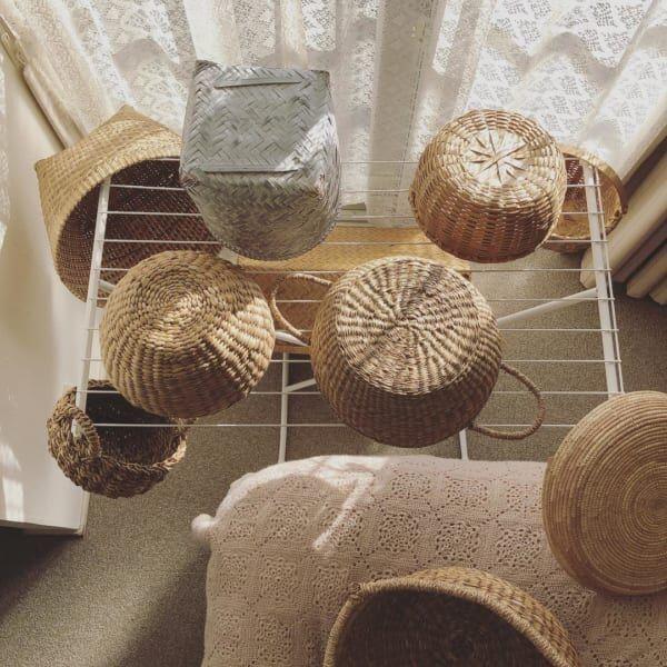 古道具好きさんの素敵なキッチン:古いアパートをリノベーション8