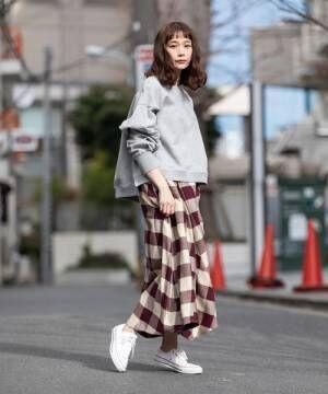 [ROOP TOKYO] ビッグシルエット 12ozヘビーウェイトスウェット クルーネック