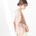 シャツ&ブラウスコーデ特集◆今年らしいおすすめの着こなしとは?