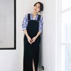 春のオフコーデをオシャレに見せる♪【ジャンパースカート】をカラー別にチェック!