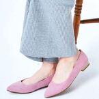『フラットシューズ』が旬!トレンド春コーデに仕上げてくれる靴15選