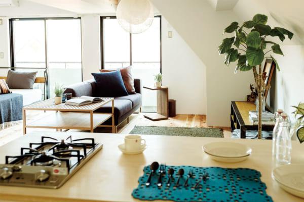 家具や家電の選び方と収納がポイント☆限られたスペースでも美しく暮らす方法をご紹介