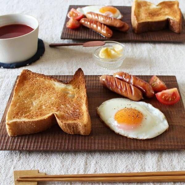 朝食はパン派のあなたに!パンと相性の良い素敵なプレートをご紹介♪