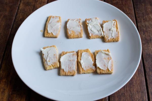 ホームパイで作る「カフェ風ホットアップルパイ」2