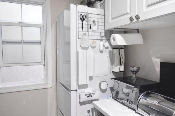 冷蔵庫 側面 収納2