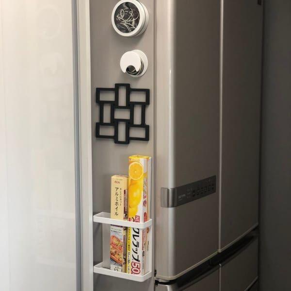 冷蔵庫 側面 収納3
