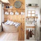 冷蔵庫側面の活用法☆生活感を出さずにおしゃれで実用的な冷蔵庫側面収納