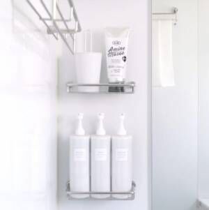 【連載】浴室ボトルに新発想!詰め替えストレスなしの真っ白スマートホルダー!
