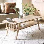 北欧風のお部屋を目指すならテーブル選びも大事!素敵なナチュラルテーブルを紹介♪