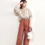 プチプラシャツを春コーデに使おう♪【ユニクロ・GU】のシャツ×大人女子コーデ特集