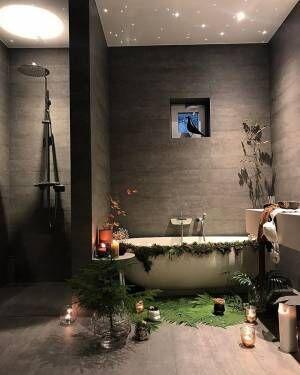 バスルーム 実例5