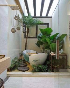 バスルーム 実例11
