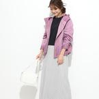 桜の季節到来!カジュアルで大人可愛い「お花見デートコーデ」特集♡