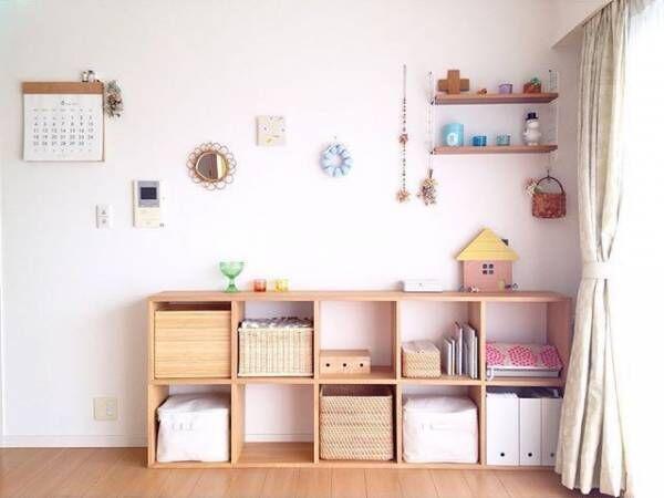 子供部屋にオススメの【無印アイテム】!おしゃれでスタイリッシュな子供部屋を作ろう♪