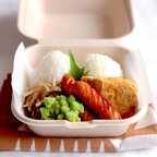 フードパックから缶ケースまで♪手軽な容器なのに魅力的な《お弁当》をご紹介します!
