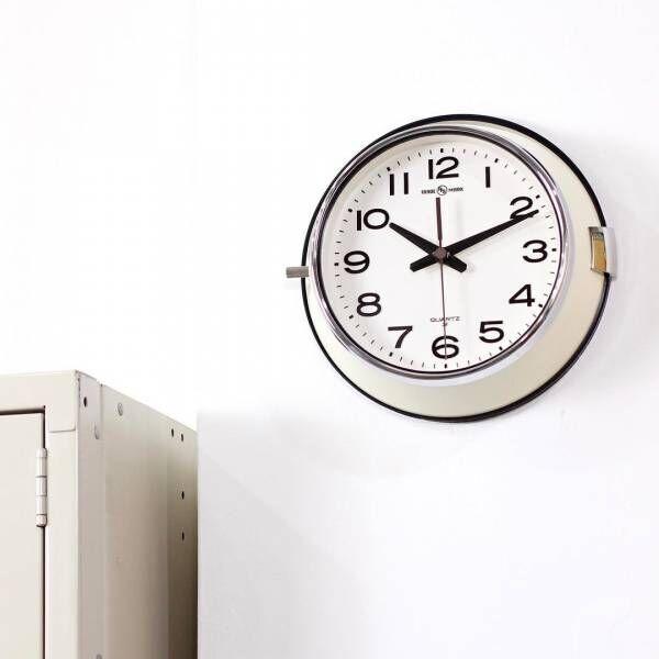 シンプルから個性派まで!生活の必需品である「壁掛け時計」はどんなものにする?