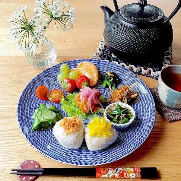 フォトジェニックなテーブルコーデ♡デリスタグラマーさん愛用のブルーのお皿をCHECK!
